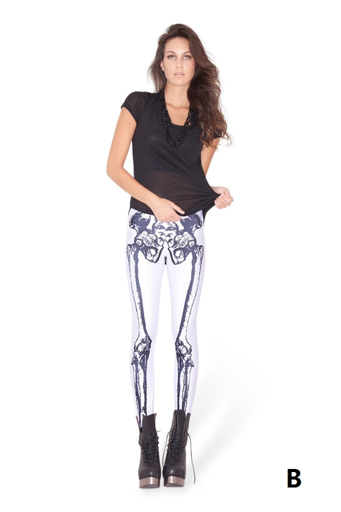 Skull Bones Leggings